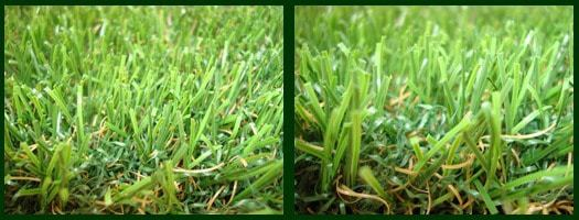 natural blend artificial turf