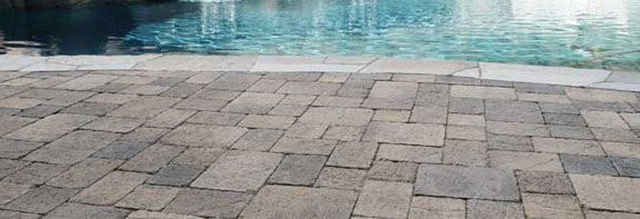 stone top tumbled pavers san diego